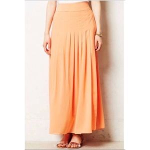 Maeve By Anthropologie Zocalo Skirt